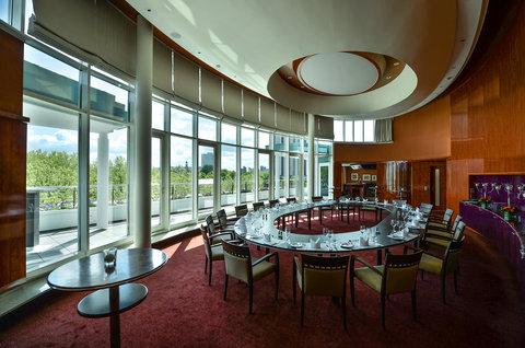 غراند إيليسي هامبورغ - Event Location Oval Office at GRAND ELYSEE HAMBURG