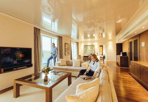 غراند إيليسي هامبورغ - Grande Suite at GRAND ELYSEE HAMBURG