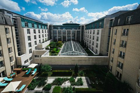 غراند إيليسي هامبورغ - Hotel view GRAND ELYSEE HAMBURG