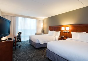 Room - Courtyard by Marriott Hotel Columbia
