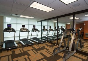 Fitness/ Exercise Room - Courtyard by Marriott Hotel Columbia
