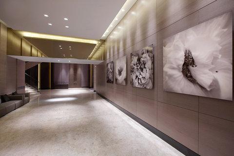 Humble House Taipei - Lobby Artwork