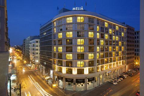 ميليا أثينا - exterior