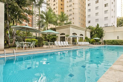 Tryp Campinas Hotel - POOL