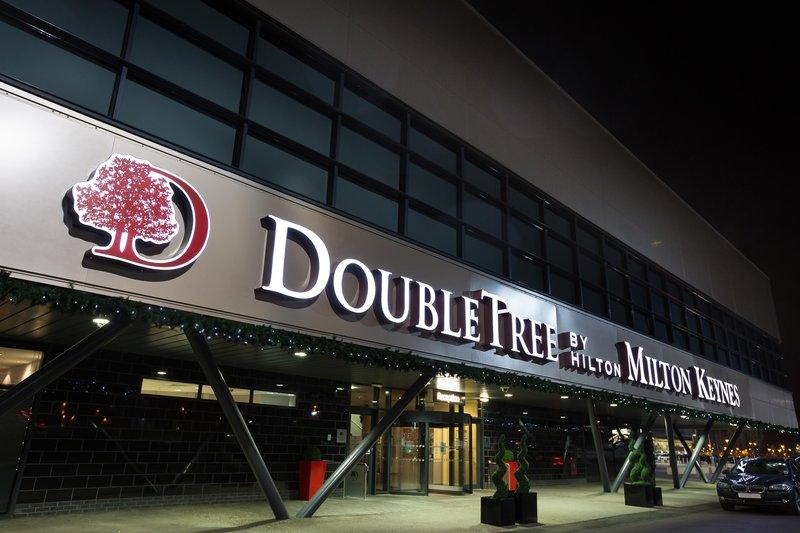 Doubletree by Hilton Milton Keynes Hotel Exterior view