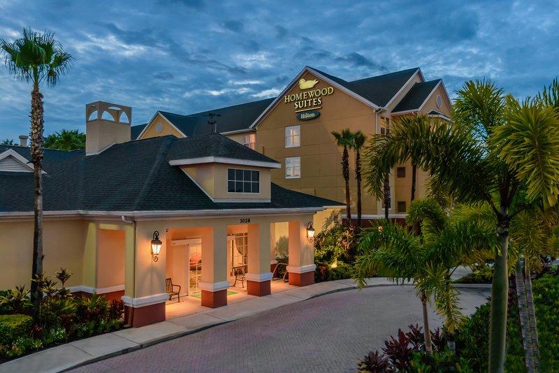 Homewood Suites by Hilton Orlando-UCF Area Pohled zvenku