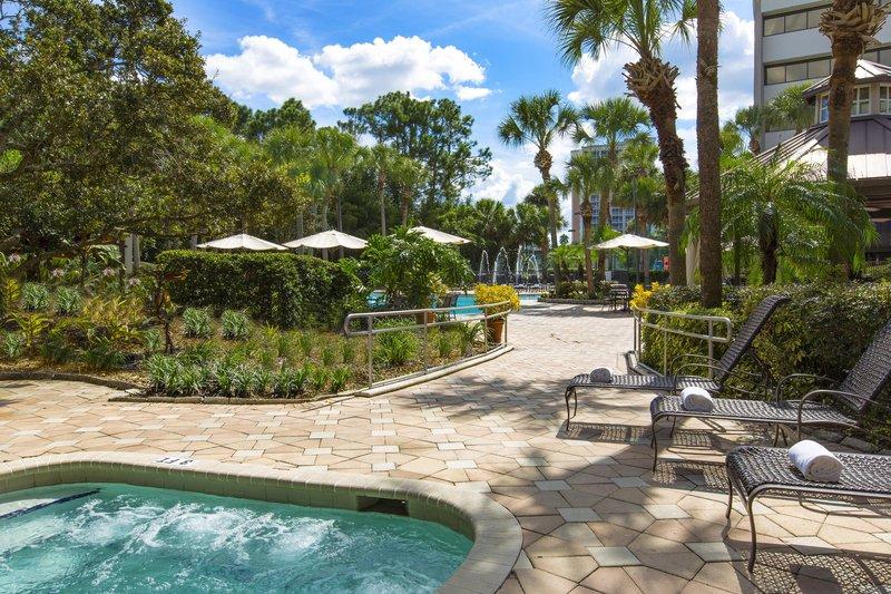 Doubletree Guest Suites, in the WALT DISNEY WORLD Resort Bazén