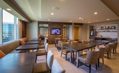 Hilton Dallas Plano Granite Park - Executive Lounge