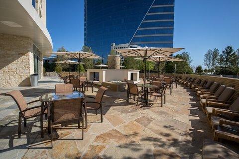 Hilton Dallas Plano Granite Park - Patio