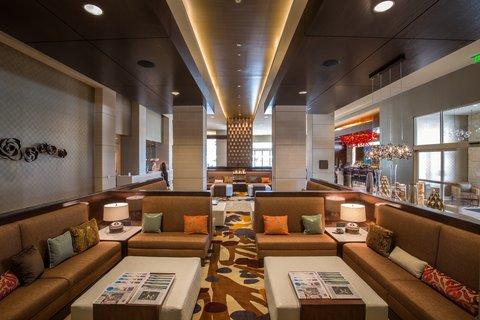 Hilton Dallas Plano Granite Park - Lobby
