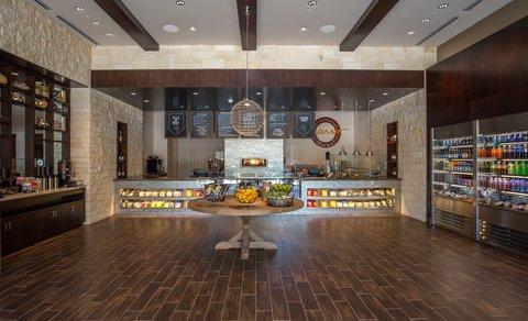 Hilton Dallas Plano Granite Park - Carso Market