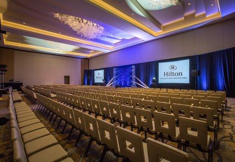 Hilton Dallas Plano Granite Park - Meeting Room
