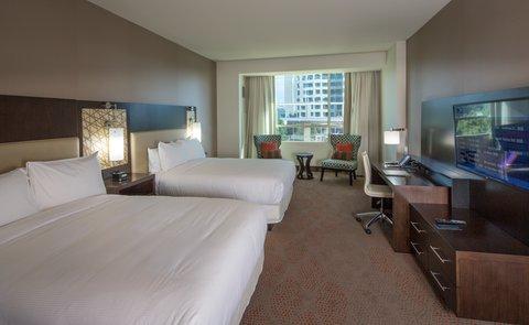 Hilton Dallas Plano Granite Park - Two Queen Deluxe Room