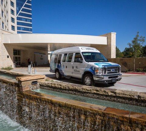 Hilton Dallas Plano Granite Park - Shuttle