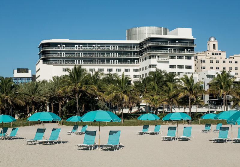 The Ritz-Carlton South Beach 外観