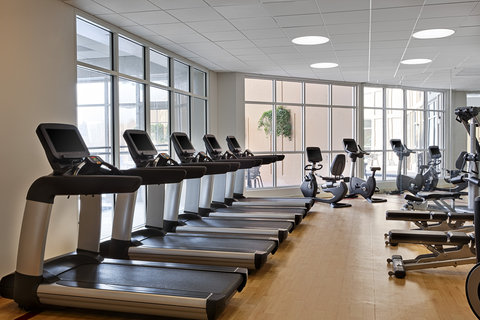 Sheraton Suites Galleria-Atlanta - Fitness Center