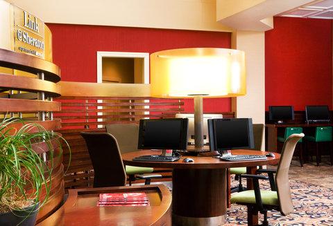 Sheraton Suites Galleria-Atlanta - Link Sheraton