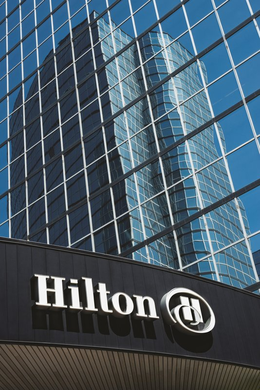 Hilton Dallas Lincoln Centre Widok z zewnątrz