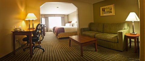 Holiday Inn Express WALLA WALLA - Two Queen Suite