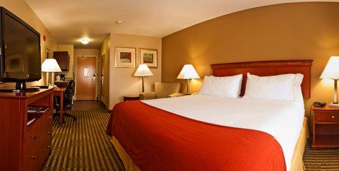Holiday Inn Express WALLA WALLA - King room