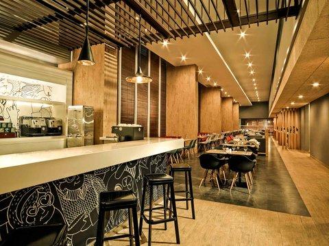 ibis Gading Serpong Hotel - Restaurant