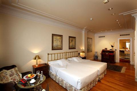 Ercilla Lopez De Haro Hotel - Suite at Hotel Lopez de Haro