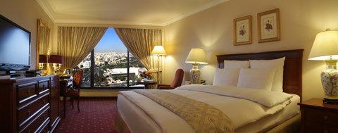 ريجنسي بالاس عمان - Deluxe Room at Regency Palace Amman