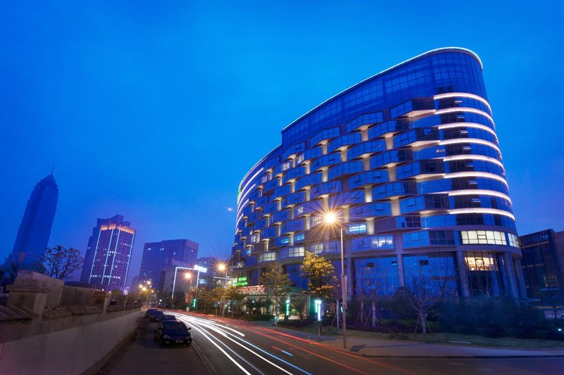 Holiday Inn Shaoxing 外景
