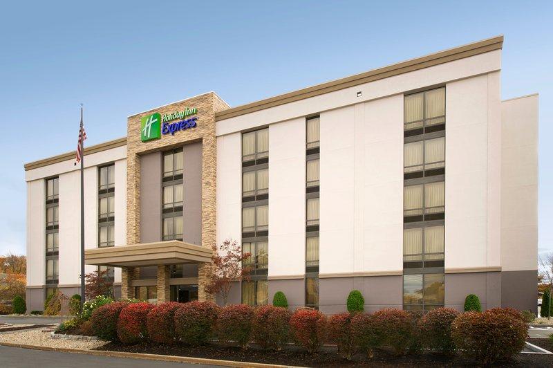 Holiday Inn Express Boston North-Woburn Set udefra