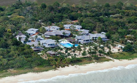 Campo Bahia - Campo Bahia Hotel - View from above