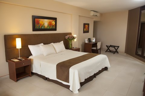 El Angolo Hotel Piura - Guest Room