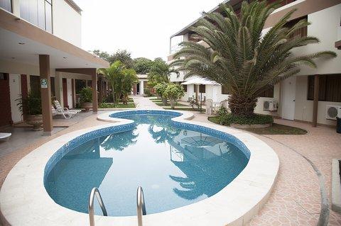 El Angolo Hotel Piura - Recreation