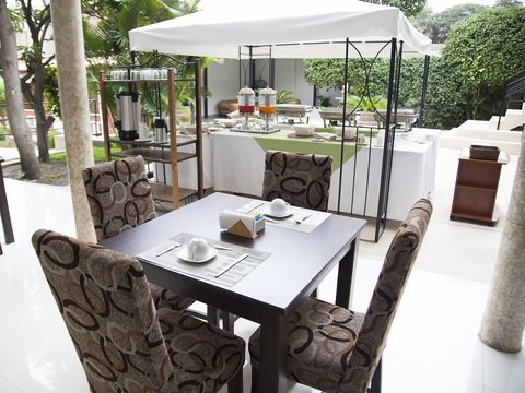 El Angolo Hotel Piura - Restaurant
