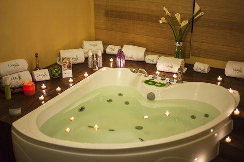 El Angolo Hotel Piura - Bathroom