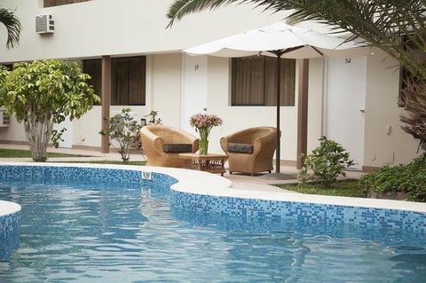 El Angolo Hotel Piura - Pool