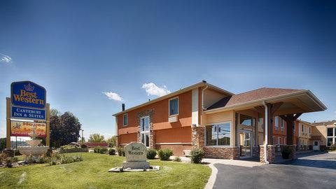 BEST WESTERN Cantebury Inn & Suites - Exterior