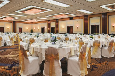 Hyatt Regency Buffalo - Grand Ballroom Banquet
