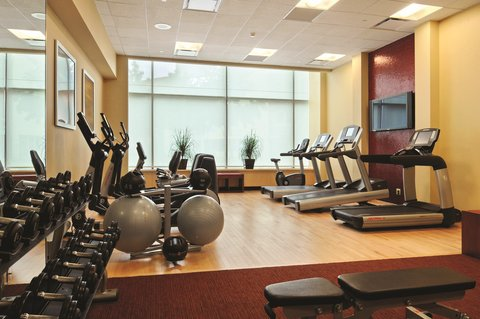 Hyatt Regency Buffalo - Fitness Center