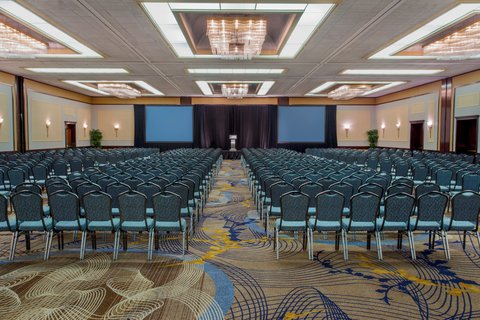 Hyatt Regency Buffalo - Grand Ballroom