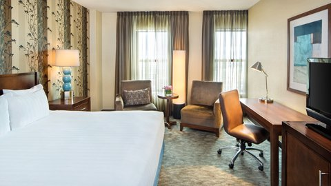 Hyatt Regency Buffalo - King Guestroom