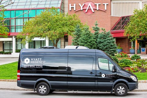 Hyatt Regency Buffalo - Shuttle
