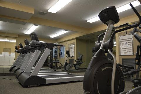 Candlewood Suites Fort Myers Sanibel Gateway Hotel - Fitness Center