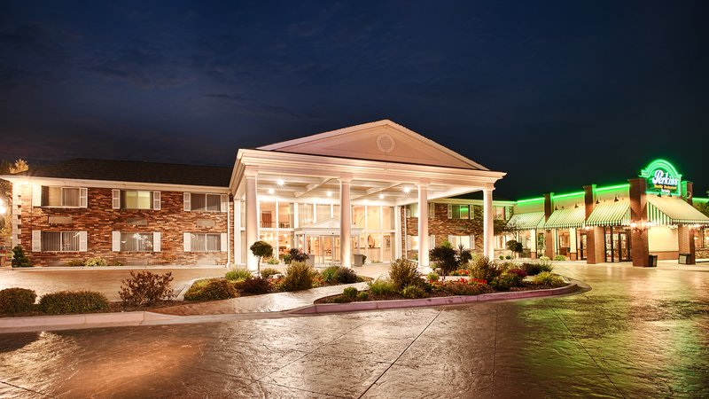 BEST WESTERN PLUS BURLEY INN