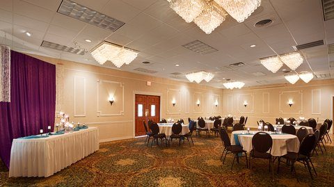 BEST WESTERN PLUS Longbranch Hotel & Convention Center - Meeting Room