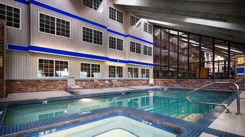 BEST WESTERN PLUS Longbranch Hotel & Convention Center - Indoor Pool