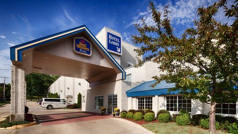 BEST WESTERN PLUS Longbranch Hotel & Convention Center - Exterior
