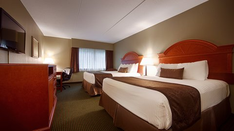 BEST WESTERN PLUS Longbranch Hotel & Convention Center - Guest Room