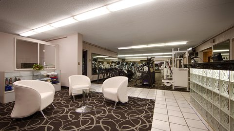 BEST WESTERN PLUS Longbranch Hotel & Convention Center - Fitness Center