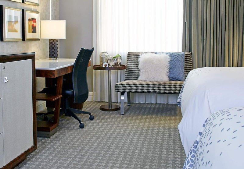 Renaissance Atlanta Midtown Hotel Kameraanzicht