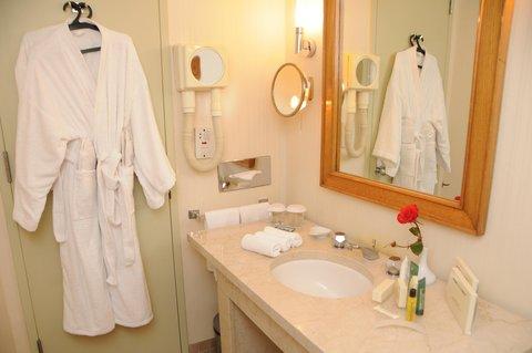 拉姆西斯希爾頓酒店 - Executive Bathroom